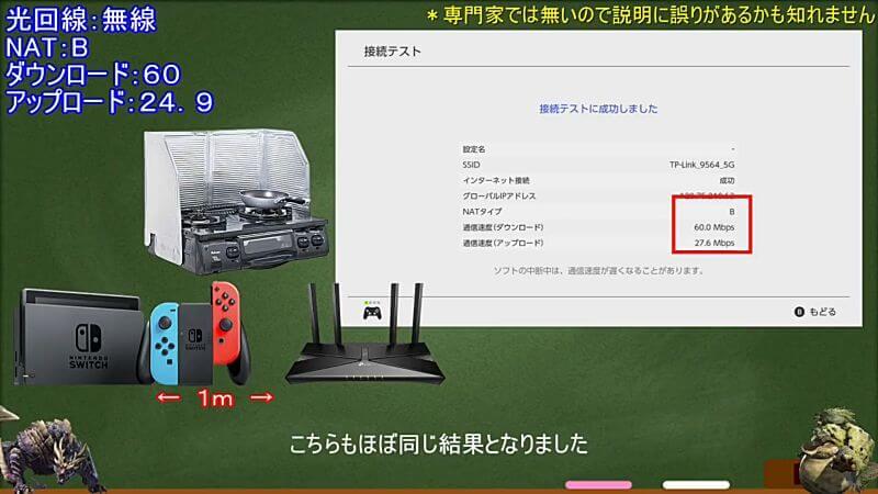switch 動画第4弾 ポート開放手順 Wi-Fi